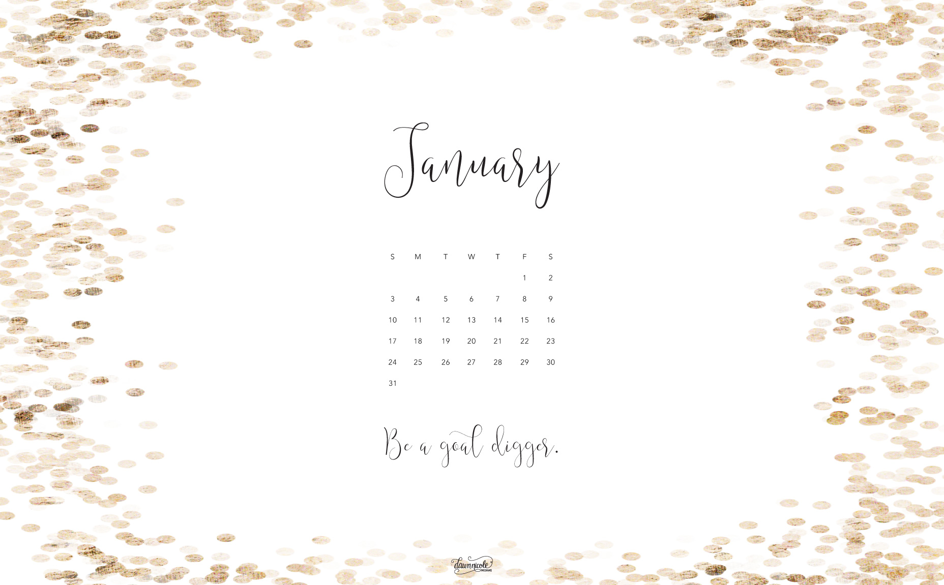 Fr fr free january 2017 desktop wallpaper -  Wallpaper 5 January2016 Calendar Desktop Download